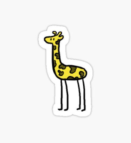 Giraffi Sticker Sticker