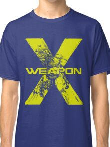 Weapon X • Wolverine Classic T-Shirt