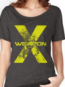 Weapon X •Wolverine Women's Relaxed Fit T-Shirt