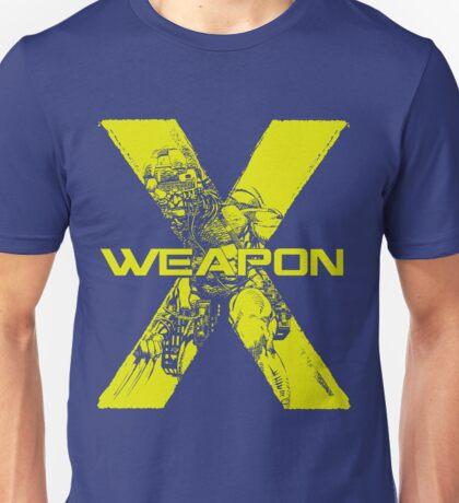 Weapon X •Wolverine Unisex T-Shirt