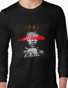 Rihanna ANTI Long Sleeve T-Shirt
