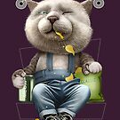 COUCH POTATO by MEDIACORPSE