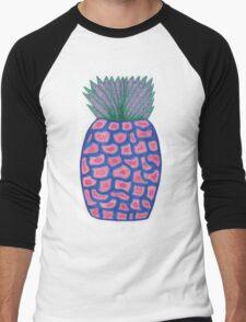 Fine-apple Men's Baseball ¾ T-Shirt