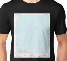 USGS TOPO Map Alabama AL Little Dauphin Island 304429 1958 24000 Unisex T-Shirt