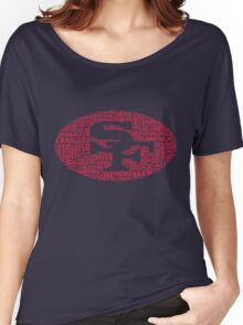 San Francisco - Tshirt Women's Relaxed Fit T-Shirt