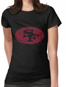 San Francisco - Tshirt Womens Fitted T-Shirt