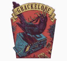 The Grackelope (color keystone) Baby Tee
