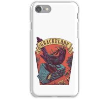 The Grackelope (color keystone) iPhone Case/Skin
