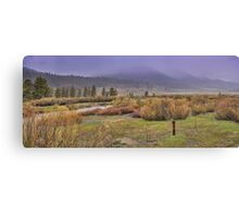 Hope Valley Canvas Print