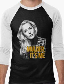 GILLIAN ANDERSON Men's Baseball ¾ T-Shirt