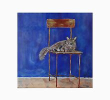 Cat on a Chair Unisex T-Shirt