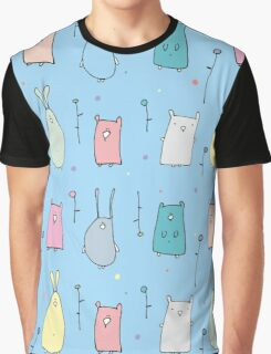 Teddies and Co Graphic T-Shirt