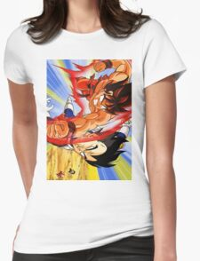 VS Womens Fitted T-Shirt
