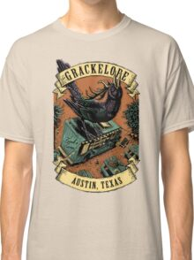 The Grackelope (color banners) Classic T-Shirt