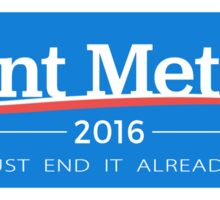 Giant Meteor 2016 Sticker