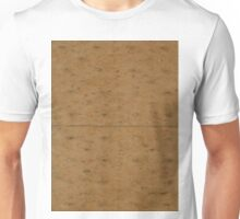 GRAHAM CRACKER (Textures) Unisex T-Shirt