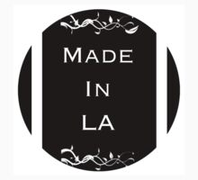 Made In LA Kids Tee