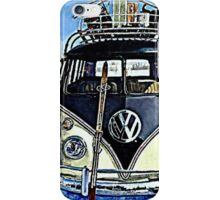 Ski Bus iPhone Case/Skin