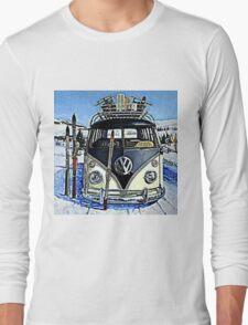 Ski Bus Long Sleeve T-Shirt