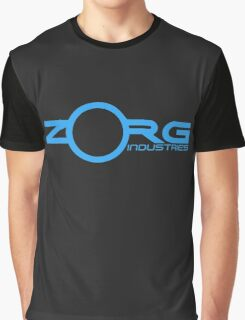 ZORG Industries Graphic T-Shirt