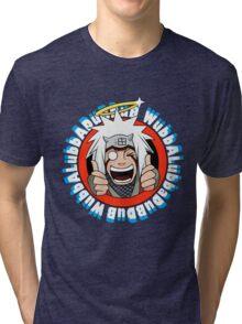 jiraiya  dubdub Tri-blend T-Shirt