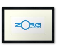 ZORG Industries Framed Print