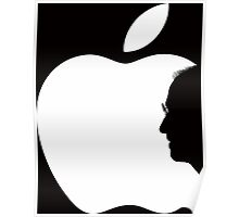 apple steve job Poster
