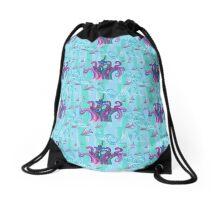 TENtickles Drawstring Bag