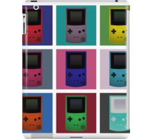 Gameboy Warhol iPad Case/Skin