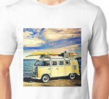Canoe & Bus Unisex T-Shirt