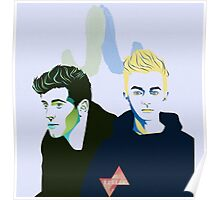 #17N Jack and Jack Poster