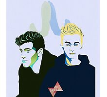 #17N Jack and Jack Photographic Print