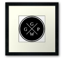 Good Game, Well Played.  Framed Print