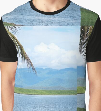 On the Inlet Graphic T-Shirt