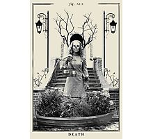 Fig XIII - Death Photographic Print