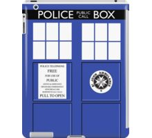 Police Box iPad Case/Skin