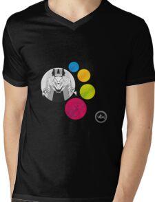 Let's Go Lion! Mens V-Neck T-Shirt