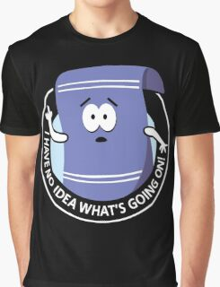 Towelie Graphic T-Shirt