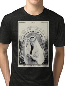 Fig II. - The High Priestess Tri-blend T-Shirt