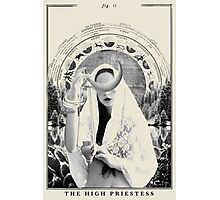 Fig II. - The High Priestess Photographic Print