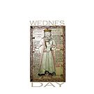 "WEDNES""Woden""DAY by Shevaun  Shh!"