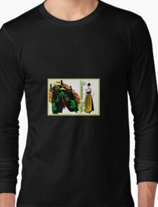 Bavarian Style Long Sleeve T-Shirt