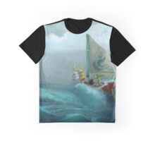 Quickly BOAT! Graphic T-Shirt