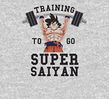 training super saiyan  Unisex T-Shirt