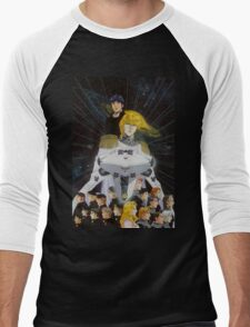 Legend Of The Galactic Heroes Men's Baseball ¾ T-Shirt