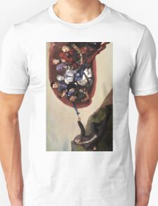 ME sistine chapel parody T-Shirt