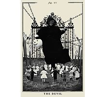 Fig XV - The Devil Photographic Print
