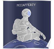 McCafferty - BeachBoy Poster