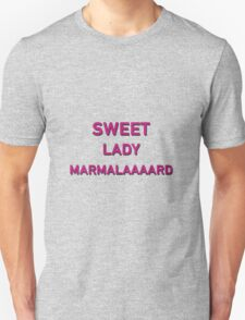 Sweet Lady Marmalade; Parks and Rec Unisex T-Shirt