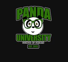 Panda University - Green 2 Unisex T-Shirt